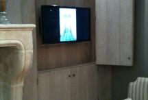 Televisie verstoppen