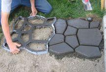 Eigen stenen paden maken