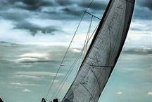 Sailing..........