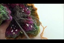 Loom knitting / by Michelle Endsley