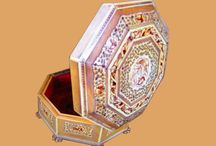 Jewelry boxes collections / Jewelry box