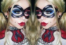 Harley Quinn look