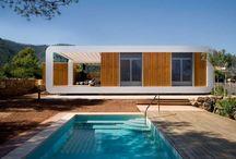 Maisons Bardage bois / Découvrez les plus belles maisons contemporaines avec un bardage en bois.