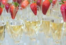 Wedding Drinks Receptions / So much choice for your Drinks Reception.  All fantastic in their own way.