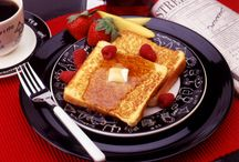 Nielsen-Massey Breakfasts / Start the day with the right foot or food