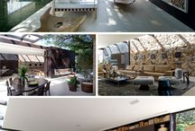 Nature and Architecture / Architecture that incorporates nature and light