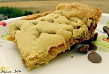Cookies / by Patricia Crowell