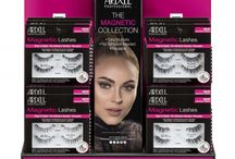 Ardell Magnetic Lashes / We love the look of thick, full, and super long lashes, but the road to falsies is usually a sticky one. After trying a few Ardell Magnetic Lashes,  believe me you'll want these these two-step wonders to be with you, too!   Get Ardell Magnetic Lashes => http://bit.ly/magnetic-lash