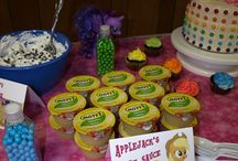 My Little Pony Party / by Chrissy Fewell