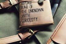 Work inspiring words