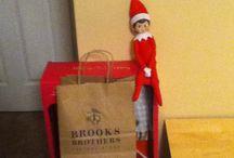 The Elf on the Shelf / by Ivy Lynn Zettler