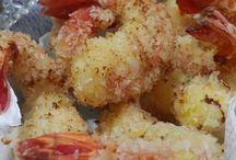 Ebi Fry / http://cookingwithdog.com/recipe/deep-fried-breaded-prawns/