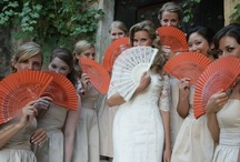 Wedding Fashion + Design / Beautiful bridal gowns and accessories!