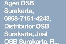 Agen OSB Surakarta, Agen OSB Banjarsari, 0858-7161-4243 (WA/Call)