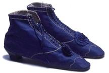 1860-1865 - Footwear