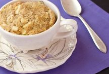 Banting - cakes in a mug / One cup of low carb yum