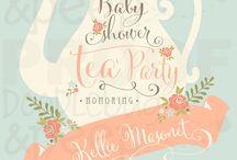 Baby high tea