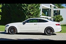 New mercedes benz c class coupe