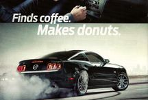 Mustang Ads
