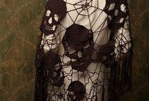 Crochet - Skull / Crochet - Skull
