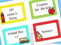 Nana's School Ideas / by Torie Chipman