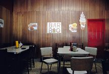 Cafes, diners and bars / Photography of eating and drinking venues