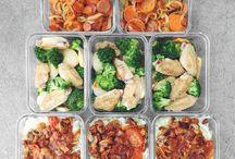 Paleo prep meals