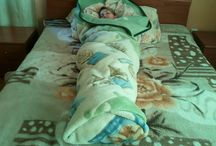 XXL Baby blankets