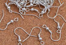 Jewellery making Supplies / Supplies & Materials For Making Jewellery / by Shabby Apple Jewellery