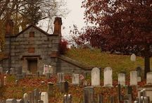 Cemeteries / by Donna Nash