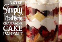 SWEET treats / Desserts, cookies and tarts