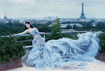 Damsel in this dress...... / by Vintage Design