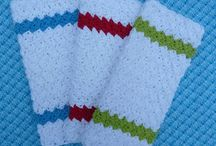 Crochet / by Sandra Gustafson