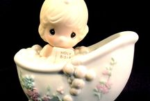 Precious Moments .. Everything # Collections # Party / by Linda Sherrin