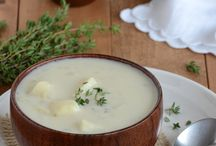 Cooking: Soups / by Susan Gemming