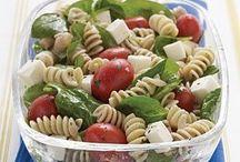 Salades to make