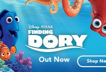 Finding Dory / by Smyths Toys Superstores