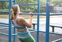Backyard playground / Gym ❤