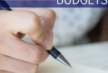Budget Tips / Learn how to effectively budget your finances through this board