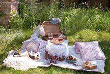 Summer Picnic / Take your afternoon tea al fresco!