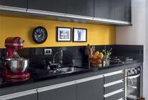 Cozinhas lindas / Projetos de cozinhas lindas e planejadas