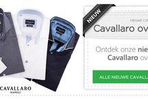 Cavallaro / Italiaanse overhemden van Cavallaro Napoli.