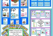 Future Classroom Themes
