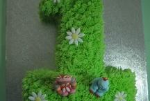 Hope's 1st bday cake