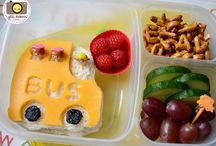 Foods for kiddos / by Rhonda Hammock