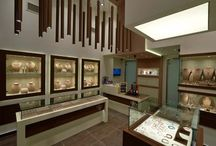 Κοσμηματοπωλεία / Μελέτη, σχεδιασμός και κατασκευή κοσμηματοπωλείων