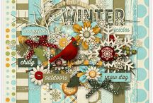 WinterWoodland / http://digidelights.blogspot.jp/2013/12/one-day-only-50-off-sale-new-products.html