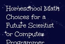 Homeschool Math / Homeschool curriculum, activities, and resources for math