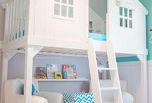 Children's dream bedroom's