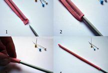 Cómo dar la buelta a u  tubo de tela